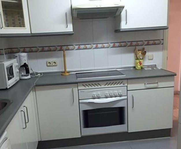 Cocina - Apartamento en alquiler en Marbella - 277714117