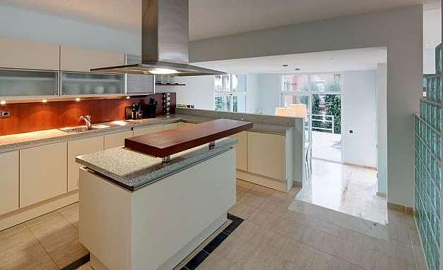 Cocina - Chalet en alquiler en Marbella - 277714336