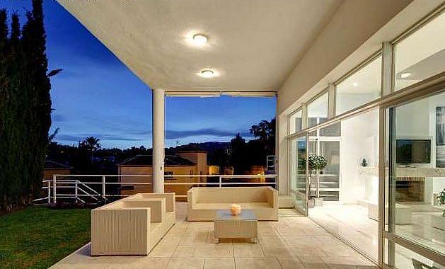 Terraza - Chalet en alquiler en Marbella - 277714339