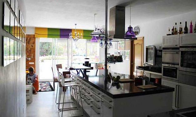 Cocina - Apartamento en alquiler en Estepona - 277714366