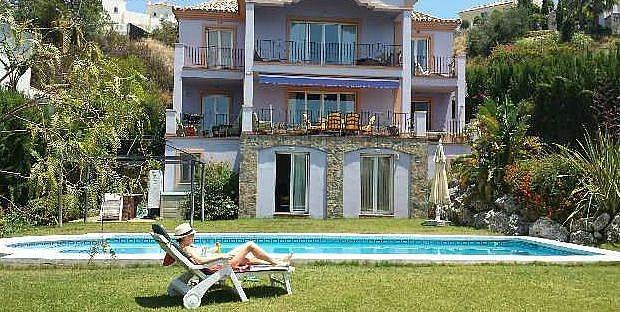 Exterior - Chalet en alquiler en Marbella - 277714378