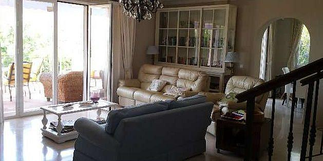 Salon - Chalet en alquiler en Marbella - 277714381
