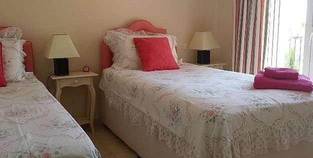 Dormitorio - Chalet en alquiler en Marbella - 277714387