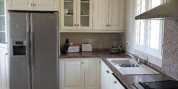 Cocina - Chalet en alquiler en Marbella - 277714390