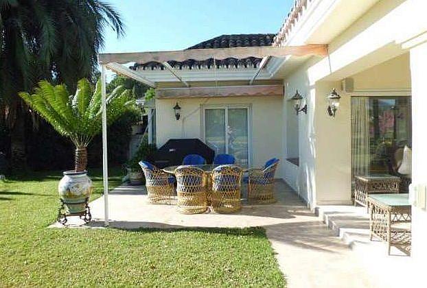 Exterior - Chalet en alquiler en Nueva Andalucía en Marbella - 277714540