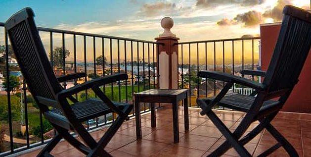 Terraza - Chalet en alquiler en Marbella - 277714561