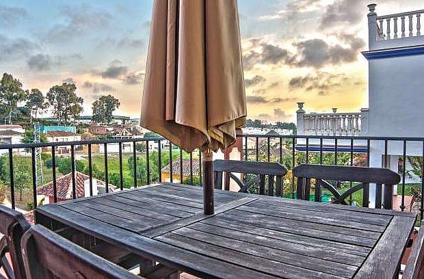 Terraza - Chalet en alquiler en Marbella - 277714564