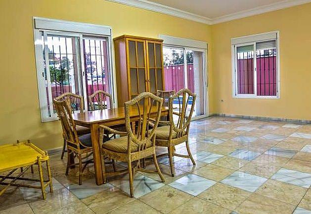 Salon - Chalet en alquiler en Marbella - 277714567