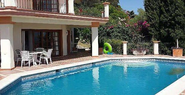Piscina - Chalet en alquiler en Marbella - 277714648