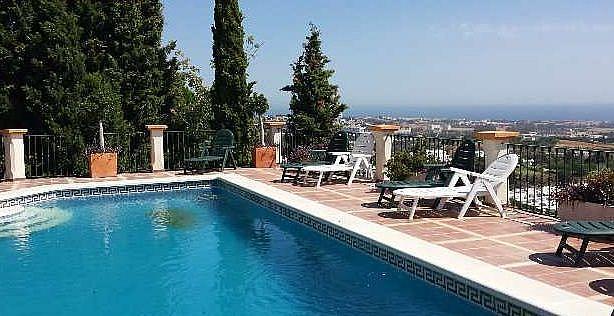 Piscina - Chalet en alquiler en Marbella - 277714684