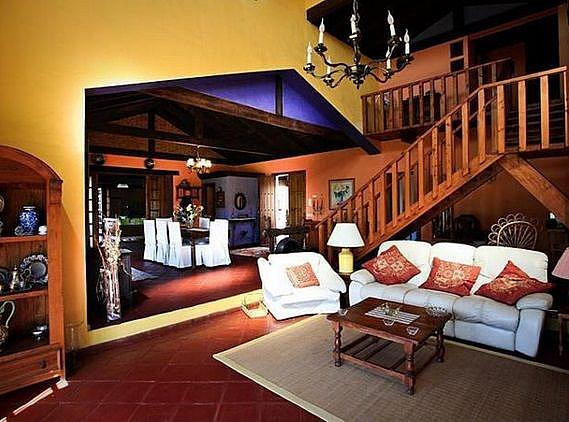 Salon - Chalet en alquiler en Estepona - 277714897