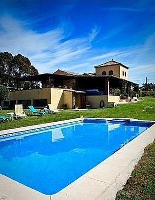 Piscina - Chalet en alquiler en Estepona - 277714909