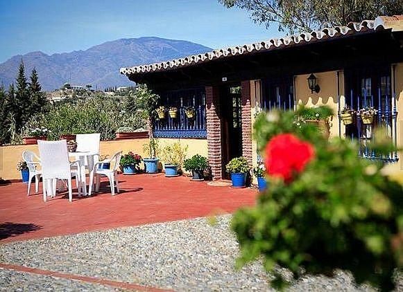 Terraza - Chalet en alquiler en Estepona - 277714912