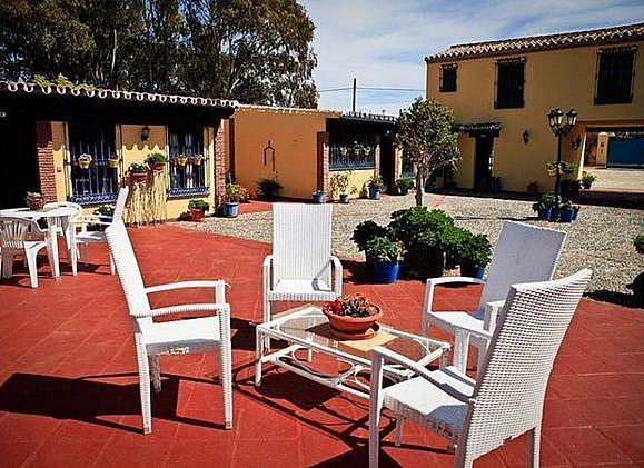 Terraza - Chalet en alquiler en Estepona - 277714915
