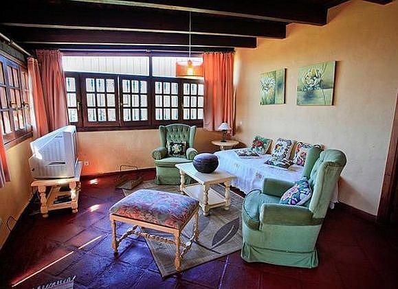 Salon - Chalet en alquiler en Estepona - 277714921