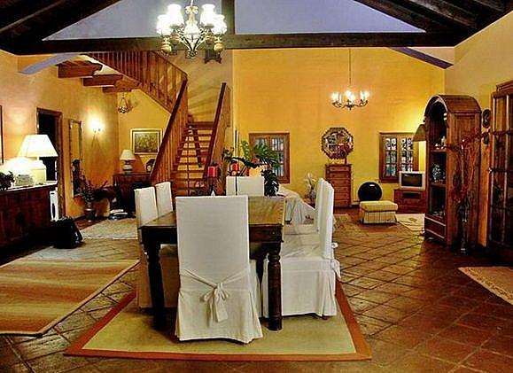 Salon - Chalet en alquiler en Estepona - 277714924