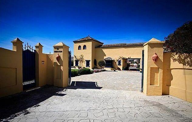 Exterior - Chalet en alquiler en Estepona - 277714933