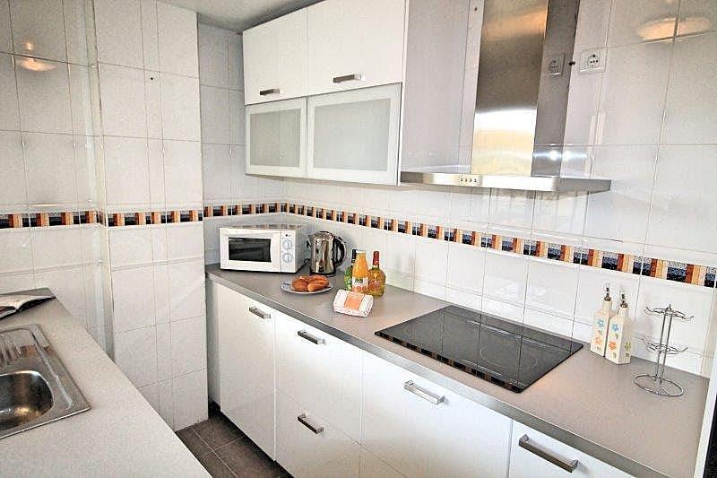Cocina - Apartamento en alquiler en Casares - 277715293