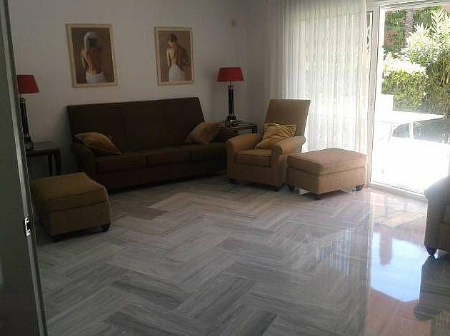 Salon - Apartamento en alquiler en Estepona - 277715398
