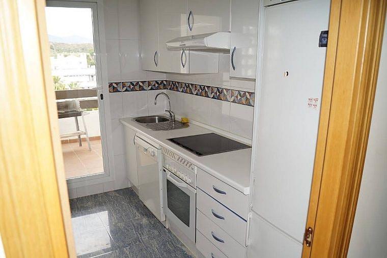 Cocina - Apartamento en alquiler en Estepona - 277715875