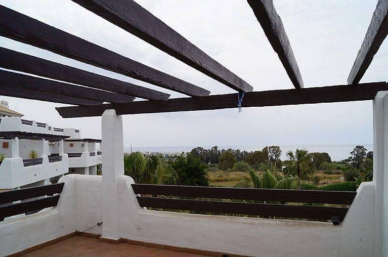 Terraza - Apartamento en alquiler en Estepona - 277715878