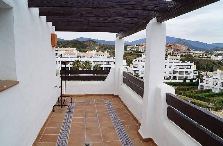 Terraza - Apartamento en alquiler en Estepona - 277715881