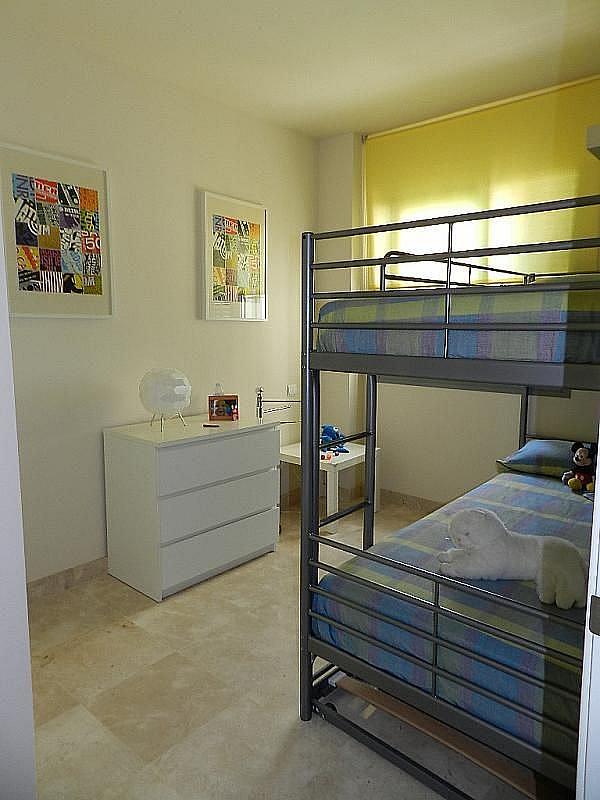 Dormitorio - Apartamento en alquiler en Marbella - 279807954