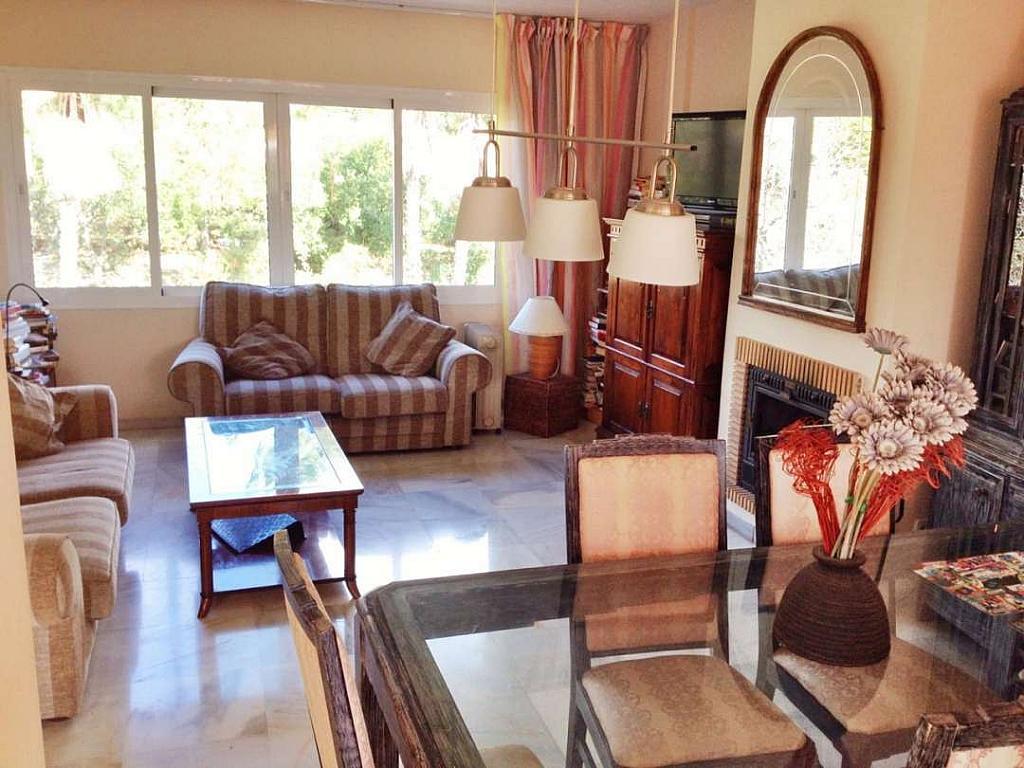 Salon - Apartamento en alquiler en Marbella - 279808020