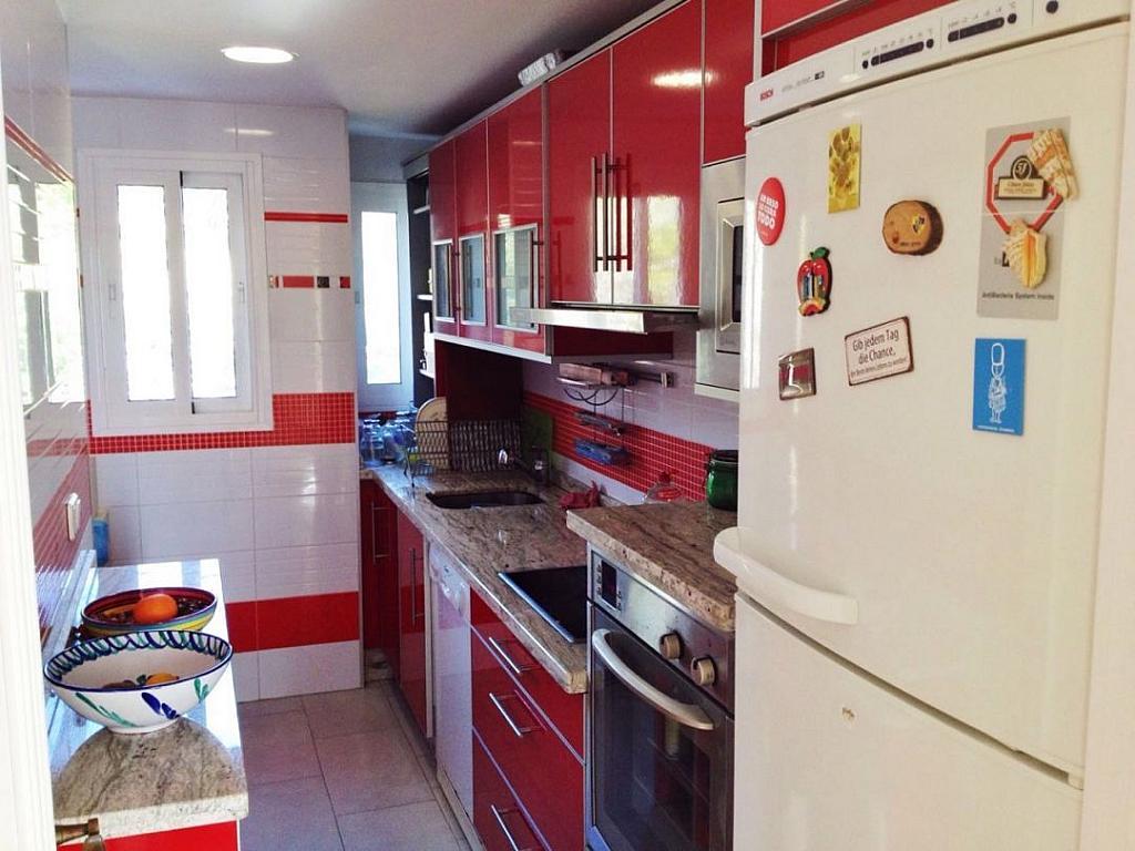 Cocina - Apartamento en alquiler en Marbella - 279808032