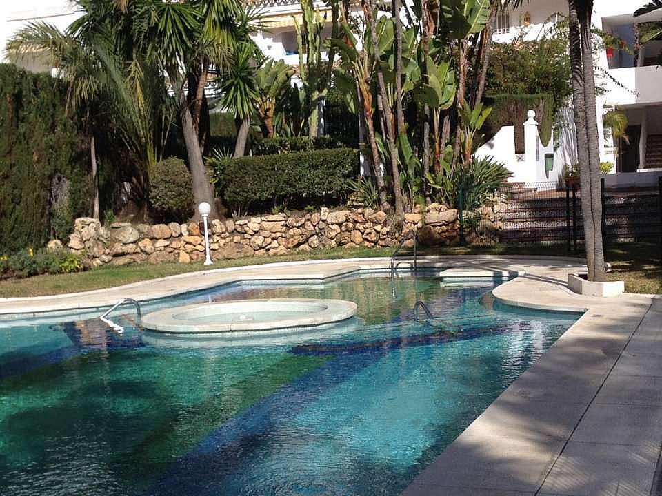 Piscina - Apartamento en alquiler en Marbella - 279808044