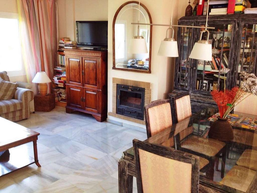Salon - Apartamento en alquiler en Marbella - 279808047