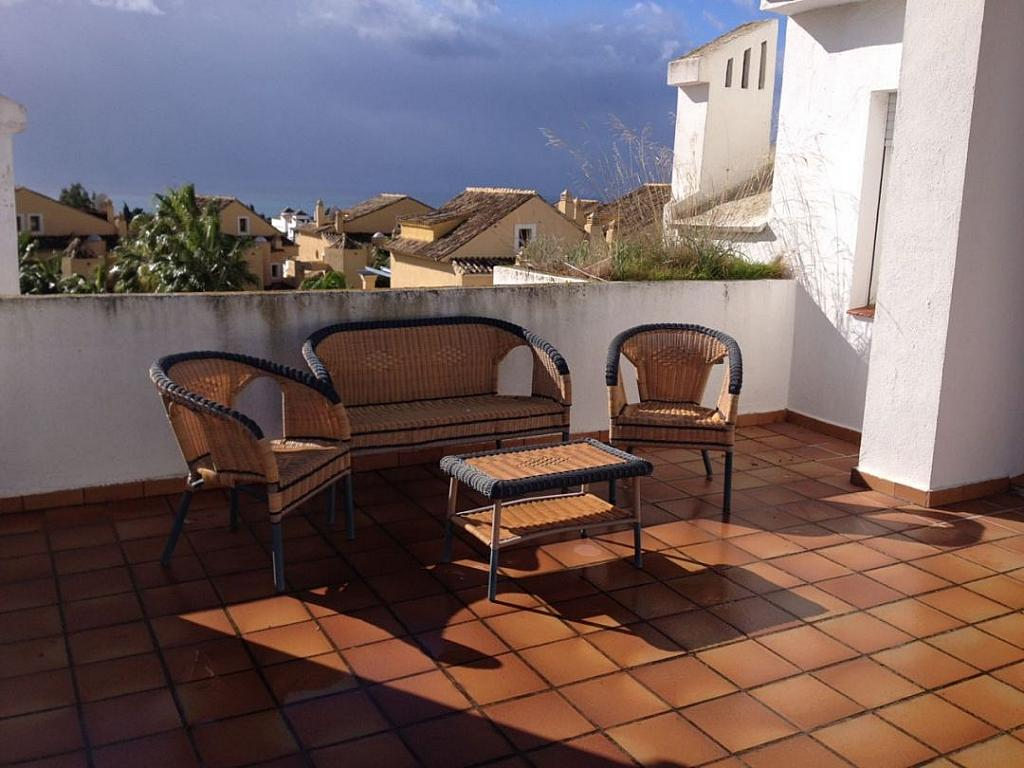 Terraza - Apartamento en alquiler en Marbella - 279808056