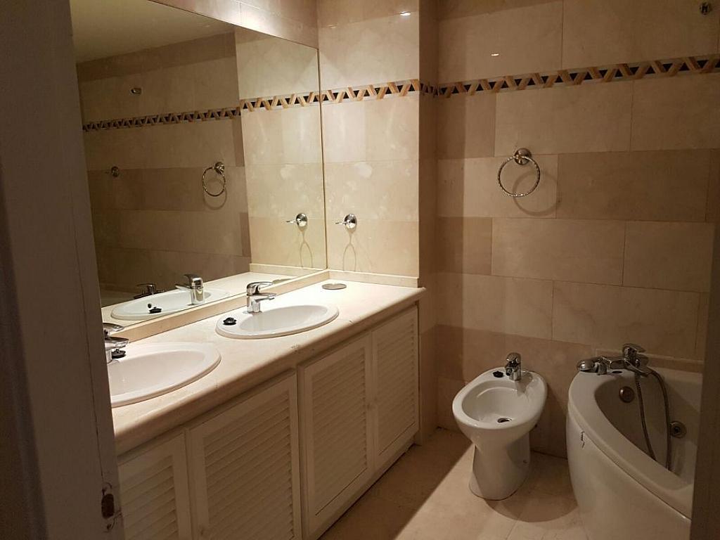 Bano - Apartamento en alquiler en Marbella - 283238590