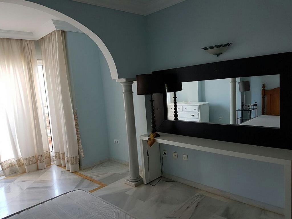 Salon - Apartamento en alquiler en Marbella - 283238593