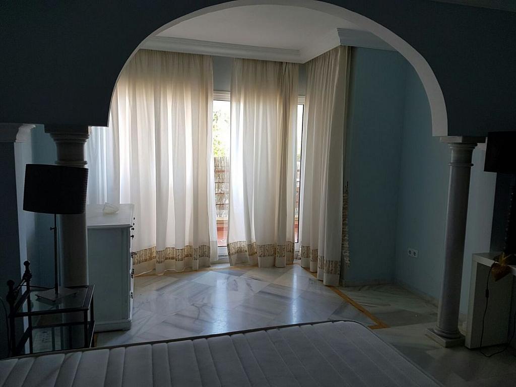 Salon - Apartamento en alquiler en Marbella - 283238617
