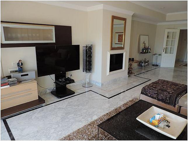 Salon - Apartamento en alquiler en Marbella - 283238623