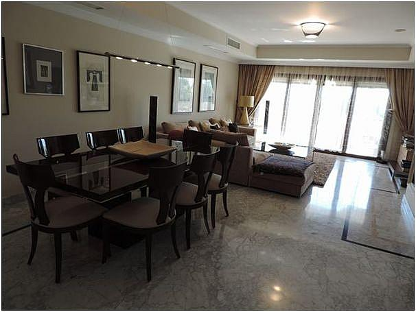 Salon - Apartamento en alquiler en Marbella - 283238635