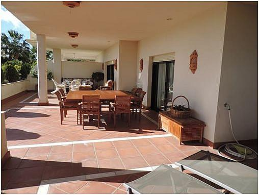 Terraza - Apartamento en alquiler en Marbella - 283238638