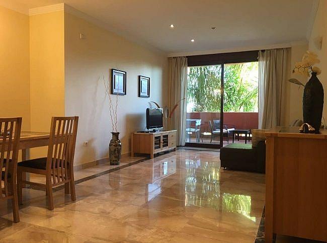 Salon - Apartamento en alquiler en Marbella - 291218304