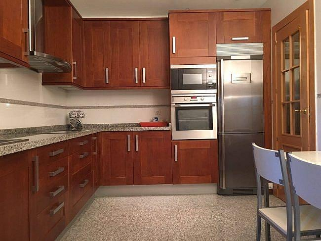 Cocina - Apartamento en alquiler en Marbella - 291218313