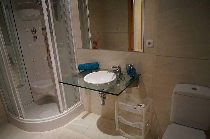 Bano - Apartamento en alquiler en Marbella - 291218319