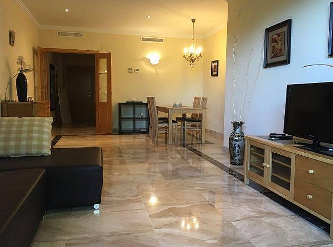 Salon - Apartamento en alquiler en Marbella - 291218331