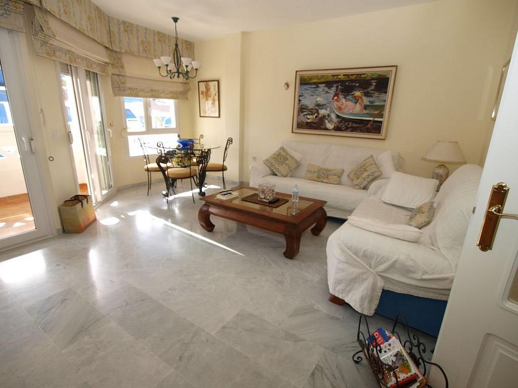 Salon - Apartamento en alquiler en Marbella - 291516222
