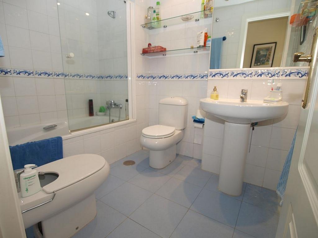 Bano - Apartamento en alquiler en Marbella - 291516228
