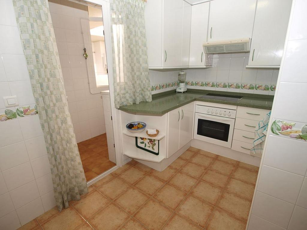 Cocina - Apartamento en alquiler en Marbella - 291516231