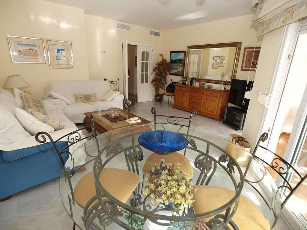 Salon - Apartamento en alquiler en Marbella - 291516237