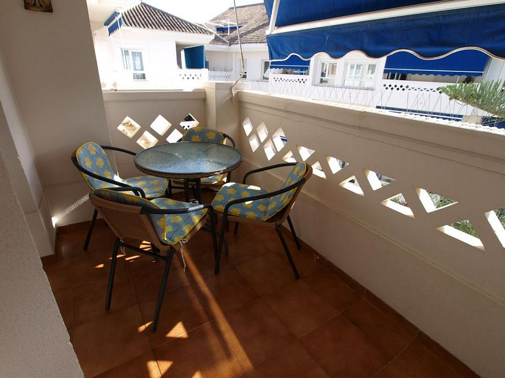 Terraza - Apartamento en alquiler en Marbella - 291516240