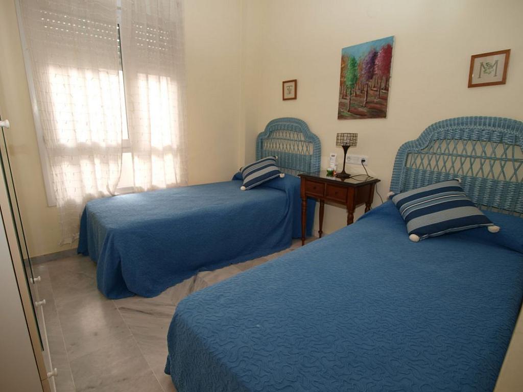 Dormitorio - Apartamento en alquiler en Marbella - 291516246