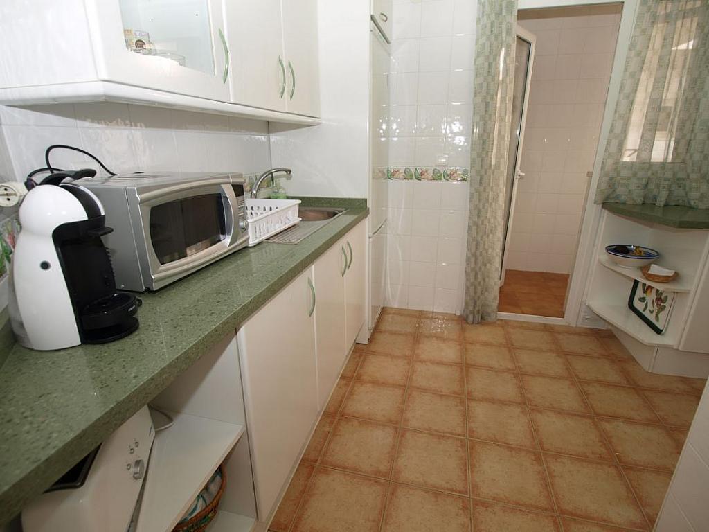Cocina - Apartamento en alquiler en Marbella - 291516255