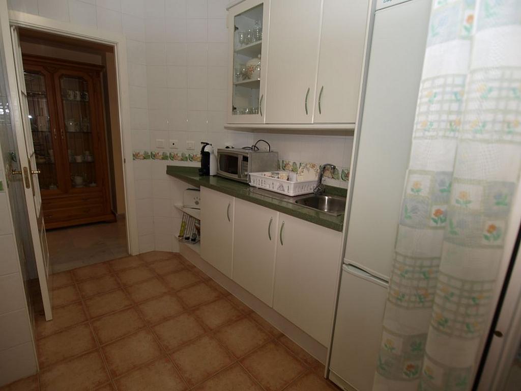 Cocina - Apartamento en alquiler en Marbella - 291516258